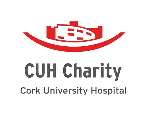 Cork University Hospital Charity logo 2into3 client
