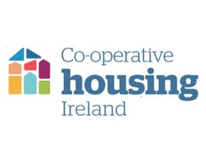 Co-operative Housing Ireland logo, 2into3 client
