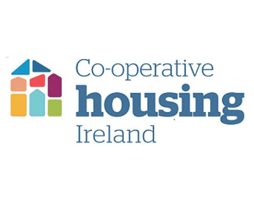 Co-operative Housing Ireland logo