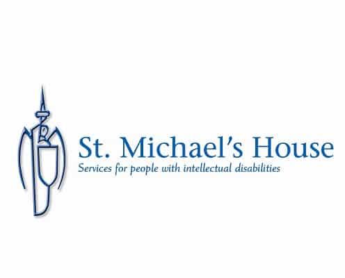 St Michael's House Logo client 2into3