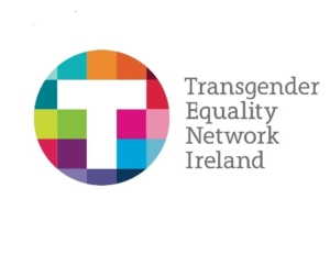 Transgender Equality Network Ireland Logo, Client 2into3