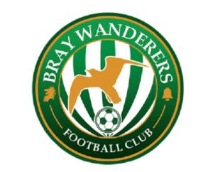 Bray Wanderers logo 2into3 sports capital grant application
