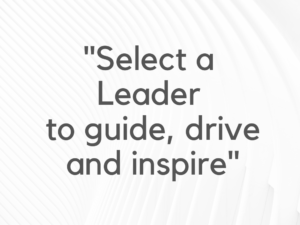 CEO Leader Recruitment 2into3