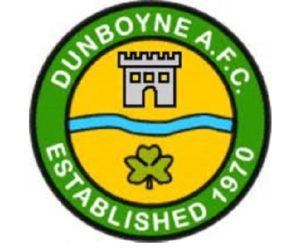 Dunboyne AFC logo sports capital grant application 2into3 ireland