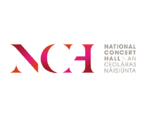 National Concert Hall logo client 2into3
