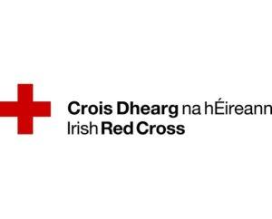 Irish Red Cross logo client 2into3