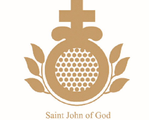 Saint John of God Logo Client 2into3