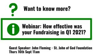Irish Giving Index webinar Sept 2021