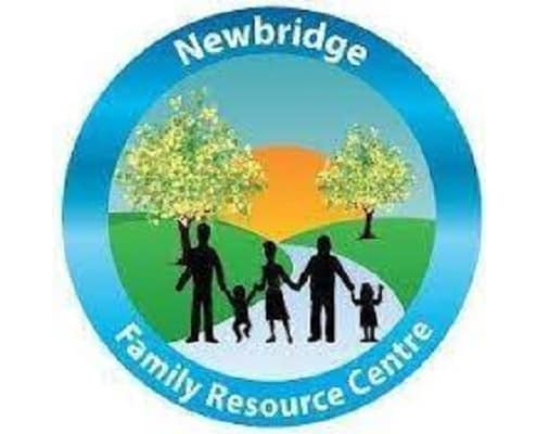 Newbridge Family Resource Centre logo Client 2into3